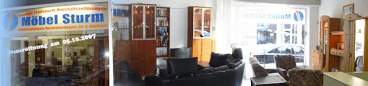 Gebrauchtküchen – Möbel Sturm
